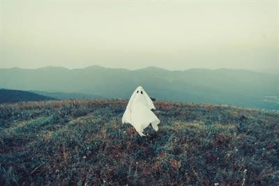 Professional ghosting: A haunted tale