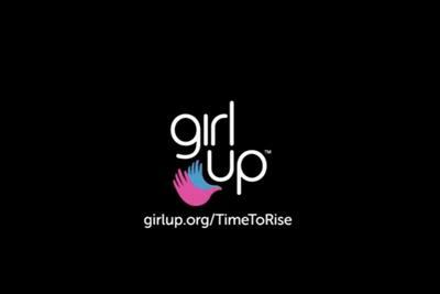Girl Up, Berlin Cameron tell the world its 'Time to Rise'