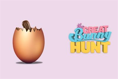 Russell Stover to hold virtual 'Great Bunny Hunt' for Easter