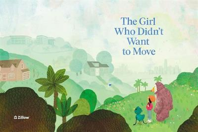 Zillow turns 'The Journey' TV spot into a children's book