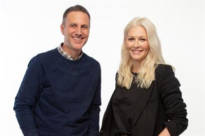 Meet Grey NY's fierce new creative chief: Justine Armour