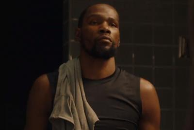 Degree and Kevin Durant embrace the power of sweat