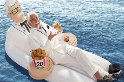 Future 'wide open' for more diverse KFC colonels, says U.S. CMO