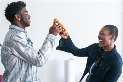How Panera's social listening delivered Lil Nas X to a fan