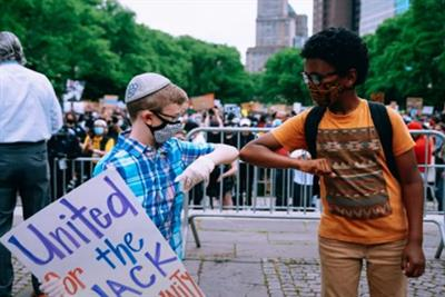 Love Has No Labels is back to fight racial injustice