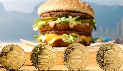 Oscar Mayer hijacks McDonald's 'MacCoin' cryptocurrency