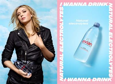 Evian's babies ditched for new U.S. creative push