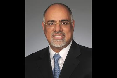One-word answers with Mastercard's Raja Rajamannar