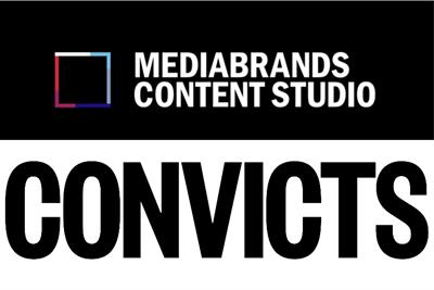 Mediabrands content studio invests in CONVICTS