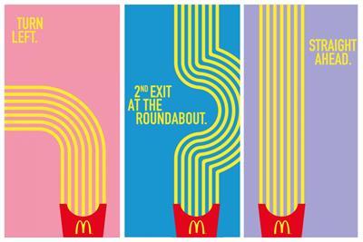 Ad of the Week: McDonald's dominates simplicity