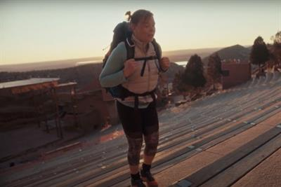 The inside story behind Merrell's brand film TranSending