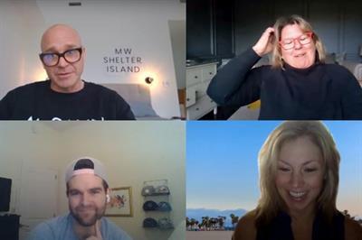 VIDEO: Microsoft's Kathleen Hall and McCann's Rob Reilly on their long-term creative partnership