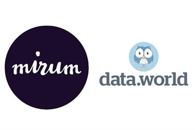 Mirum teams with Data.World to unlock potential of data