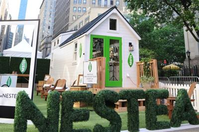 Nestea takes tiny house on tour to spread 'less is more' message
