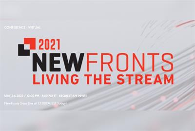 It's NewFronts week. What do advertisers want to hear about?