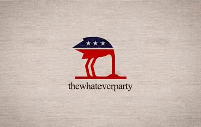 'The Whatever Party' launches to get non-voters off their asses