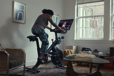 Why Peloton went all-in on its community for the Olympics