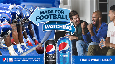 With crowds stuck at home, Pepsi campaign elevates fan experience