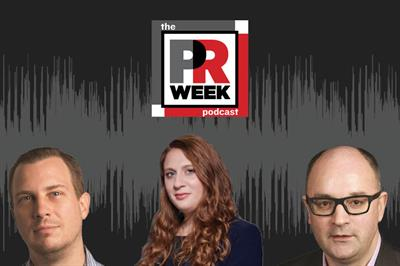 Campaign US editor Alison Weissbrot on The PRWeek podcast