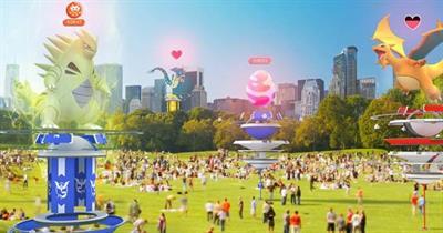 One year later: How Pokémon Go leveled up AR for marketing