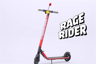 Ad of the Week: Angry Birds' scream-powered scooter is all kinds of liberating