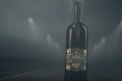 This anti-drunk driving campaign uses beautiful bottles to push message