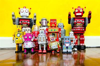 Robots: The future of marketing that's already here