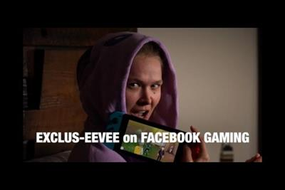 UFC cage fighter Ronda Rousey playing for Facebook Gaming