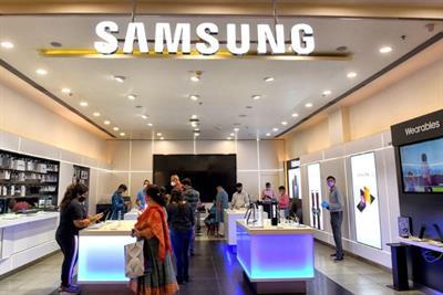 Samsung hunts for agencies to run U.S. media and digital accounts