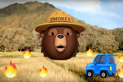 Smokey Bear gets new vocal cords for 75th birthday