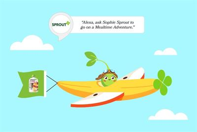 Sprout disrupts voice app space with audio tool for children