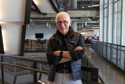 One-word answers with The Richards Group's Stan Richards