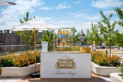 Why Stella Artois is embracing local live experiences