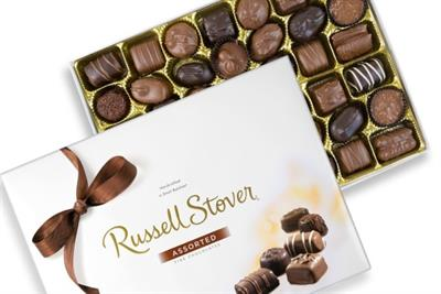 Chocolatier Russell Stover selects Cutwater as AOR
