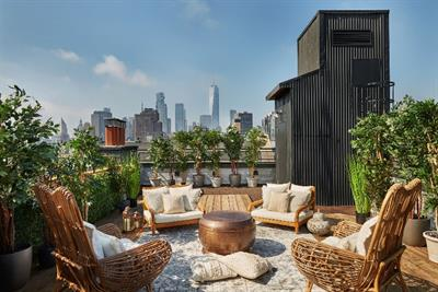 Take a tour around NYC's hottest new influencer pad