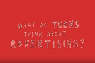 Here's what teenage creators think of advertising today