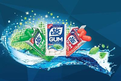 Tic Tac will take brand 'to another level' with strategy refresh