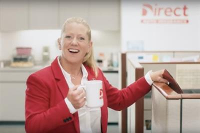 Direct Auto is giving celebs, like Tonya Harding, a second chance