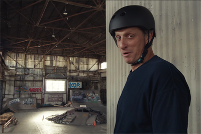 72andSunny taps 'Jackass' creator for Tony Hawk game spots