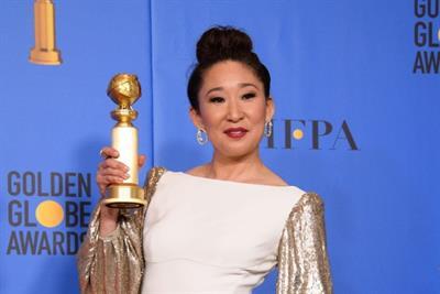 Behind R/GA's sleek Golden Globe Awards trophy redesign