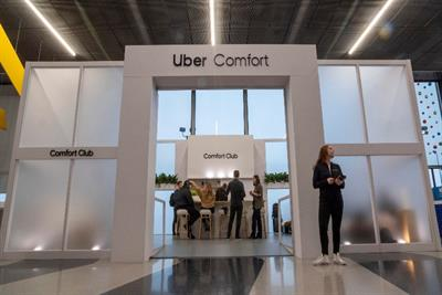 Swanky airport lounges obsolete thanks to Uber's Comfort Club