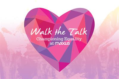 Why it's important for women to 'walk the talk'