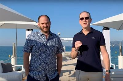 Five-ish questions in Cannes: Uber's Paulie Dery