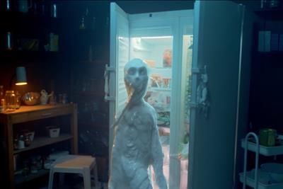 What horrors live in mind of creative who gave life to Skittles' nightmarish Yogurt Boy?