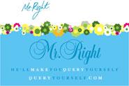 Mr Right 'Jan Moir letter' by Beattie McGuinness Bungay