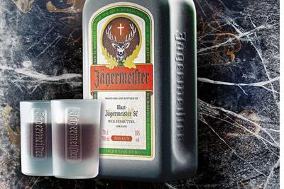 """Jagermeister """"it runs deep"""" by The Red Brick Road"""