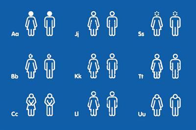 """Visability93 """"Icon font"""" by McCann London"""