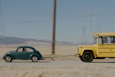 VW Beetle 'reincarnation' by Adam & Eve/DDB