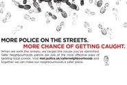 Metropolitan Police 'safer' by AMV BBDO