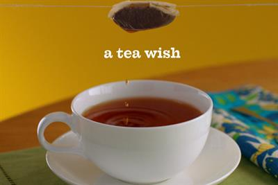 Tetley 'tea wishes' by Dentsu London